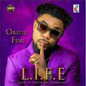 Oritse Femi - Blessings